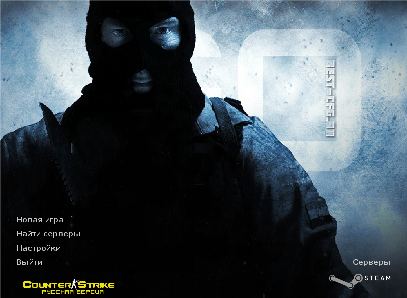 Скачать Counter-Strike 1.6 {Global Offensive Edition} 2015 [RUS]