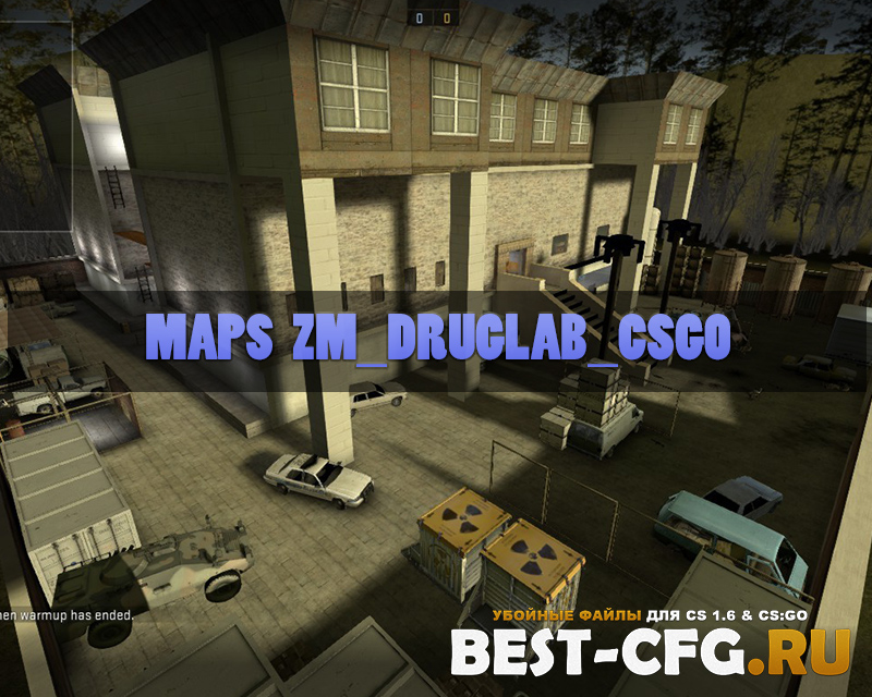 zm_druglab_csgo - maps for csgo